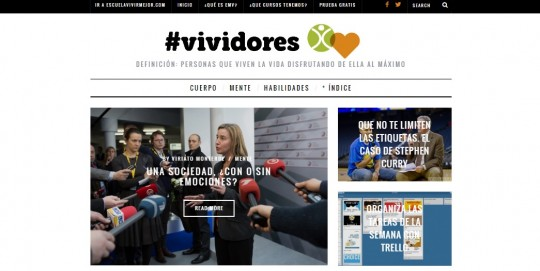 Vividores Screenshot